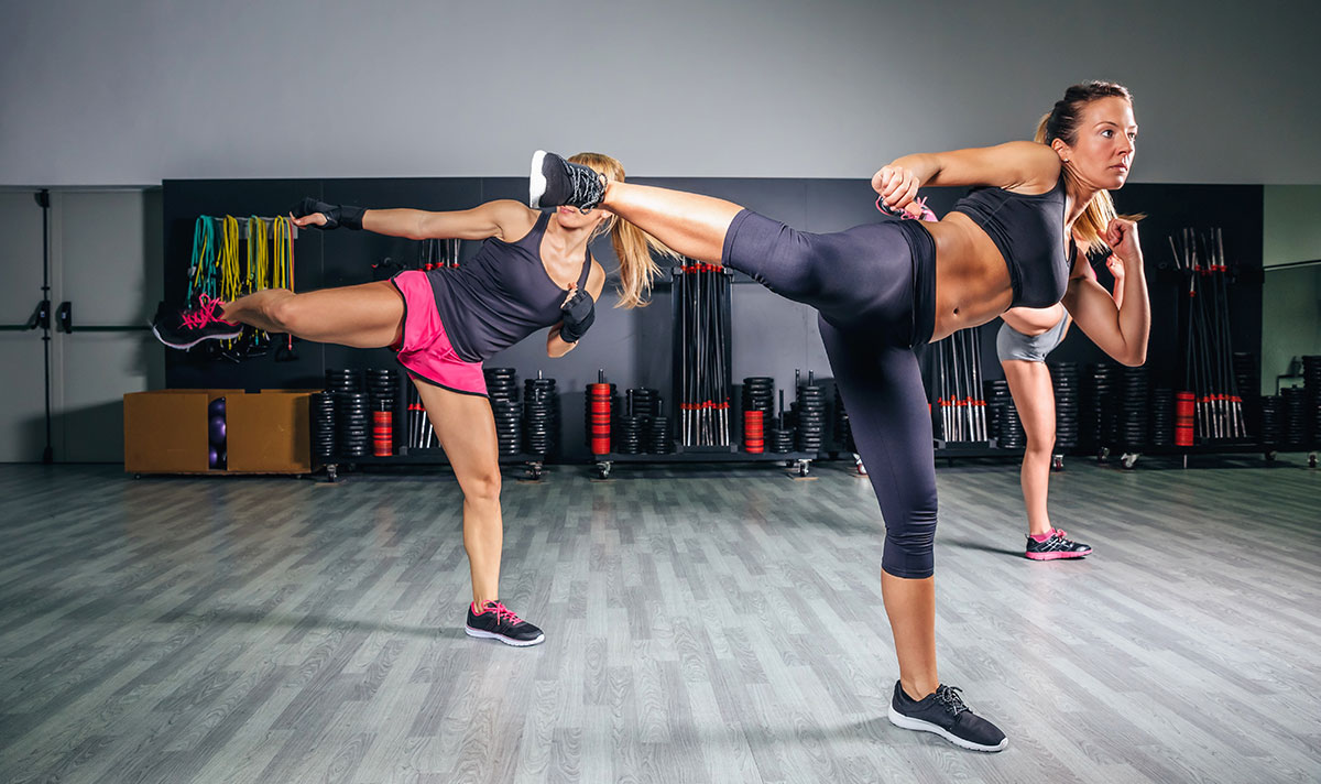 Classes - Cardio Kickboxing